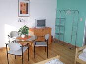 Hotel Pension Hansehus Hamburg Ohlsdorf private Zimmervermietung, hier Doppelzimmer