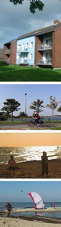 Anfahrtsweg nach Fehmarn, Bilder, Fotos