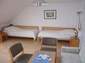 Fehmarn Zimmer für 3 Personen