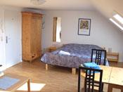 3 Bett Zimmer mit Doppelbett